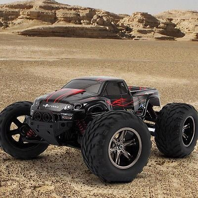 New RC Monster Truck Electric Remote Control Fast Speed RTR 9115 1/12 2.4GHz 2WD