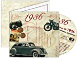 1936-The-Classic-Years-CD-Greeting-Card-80th-Birthday-or-80th-Anniversary-Gift