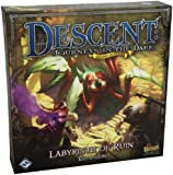 Descent: Journeys in the Dark Second Edition Expansion - Labyrinth of Ruin