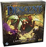 Descent Second Edition Expansion: Labyrinth of Ruin