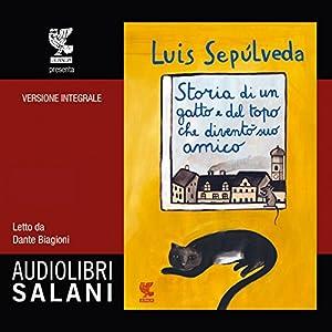 Storia di un gatto e del topo che diventò suo amico Audiobook