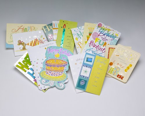 Birthday Bests Greeting Card Set