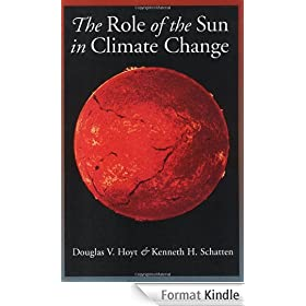 The Role of the Sun in Climate Change
