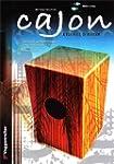 Cajon - English Edition Book/CD Set:...
