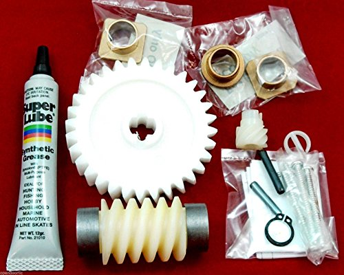 (Ship from USA) HAE00047 Linear Garage Door Opener Gear Kit for LDO LSO LCO HAE00048 /ITEM#H3NG UE-EW23D277359
