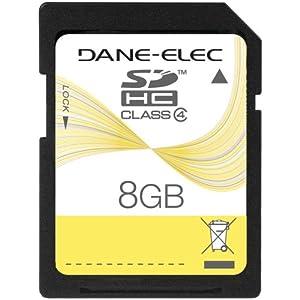 Dane-Elec DA-SD-8192-C Secure Digital Card 8 GB at Sears.com