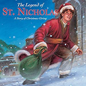 The Legend of St. Nicholas Audiobook