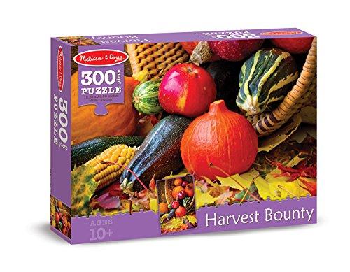 Melissa & Doug Harvest Bounty 300 pc Jigsaw Puzzle