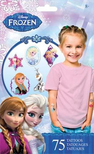 Disney Frozen Temporary Tattoos (75)