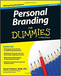 Personal Branding For Dummies, 2nd Edition e-book downloads