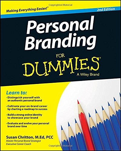 Personal Branding For Dummies, 2nd Edition (Marketing Personal compare prices)