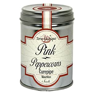 Terre Exotique Pink Peppercorn (Mauritius), 1.2-Ounce Units (Pack of 2)