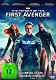 DVD & Blu-ray - The Return of the First Avenger