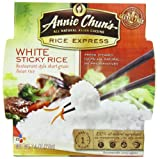 Annie Chuns Rice Express Sticky White Rice, 7.4-Ounce Microwavable Bowls (Pack of 6)