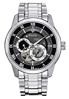 Bulova Men's 96A119 BVA Series Dual Aperture Dial Watch by Bulova