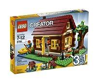 LEGO Creator Log Cabin 5766 by LEGO Creator