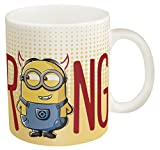Zak! Despicable Me Just the Right Amount of Wrong Devil Minion Mug, 11oz