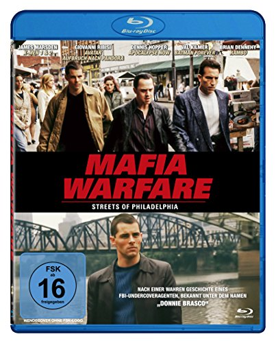 Mafia Warfare - Streets of Philadelphia [Blu-ray]