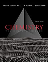 Chemistry: The Central Science, 12th Edition Front Cover