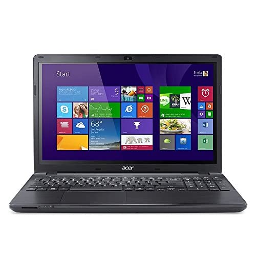 Acer Aspire E5-511 15.6-inch Notebook (Black) - (Intel Celeron N2830 2.16GHz, 4GB RAM, 500GB HDD, DVDSM DL, WLAN...