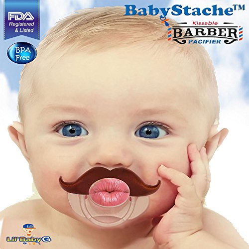 Babystache  3B Global