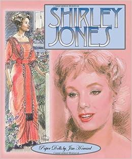 Shirley Jones Paper Dolls: Jim Howard, Paper Dolls: 9781935223368