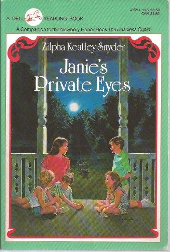 Janie's Private Eyes