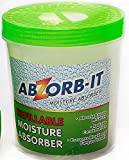 ABZORB-IT REFILLABLE MOISTURE ABSORBER