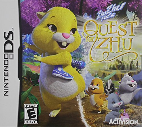 Zhu Zhu Pets: Quest For Zhu - Nintendo DS - 1