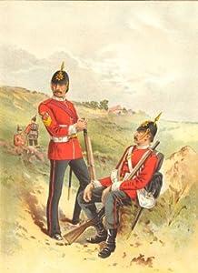 British Army Uniform 1890
