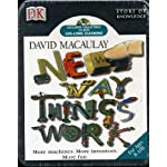 DK Interactive Learning Presents – David Macaulay – New Way Things Work in Collectible Tin