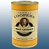 Home Brew - Coopers 1.5Kg Tin Of Liquid Malt Extract (Light)