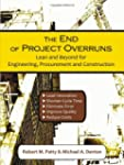 The End of Project Overruns: Lean and...