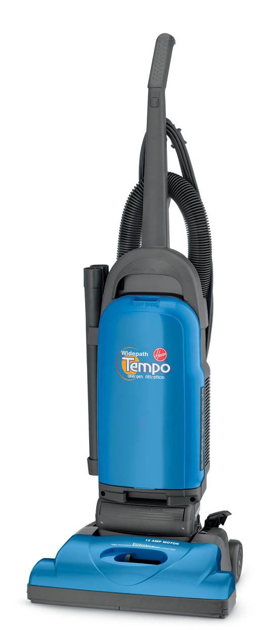 Hoover Tempo WidePath Bagged Upright