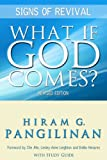 img - for What if God Comes book / textbook / text book