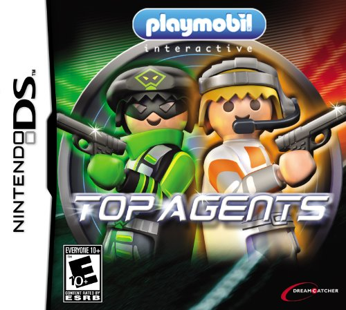 Playmobil Agents - Nintendo Ds