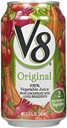 Vegetable Juice, 11.5 oz, 24 pk