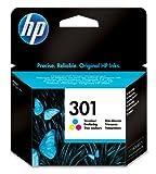 HP Ink Tri-Color Cartridge No.301, CH562EE