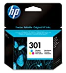 HP 301 - Cartucho de tinta original,...