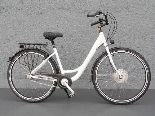 """28"""" Alu Damen Cityrad Fahrrad Shimano Nexus 3 Gang Nabendynamo Schwalbe"""