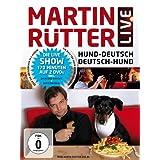 """Martin R�tter - Live: Hund-Deutsch / Deutsch-Hund [2 DVDs]von """"Martin R�tter"""""""