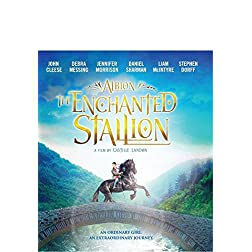Albion: The Enchanted Stallion [Blu-ray]