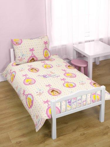 Disney princess biancheria da letto set di lenzuola e - Amazon biancheria letto ...