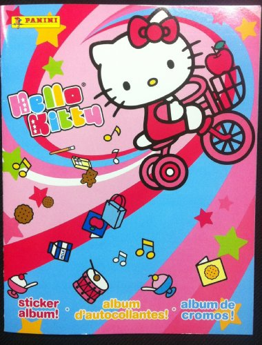 Hello Kitty Sticker Album