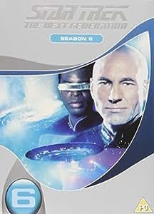 Star Trek: The Next Generation - Season 6 [UK Import]