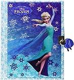 Frozen - Diario 3D con candado, 17 x 22 cm (Mercury 24138)