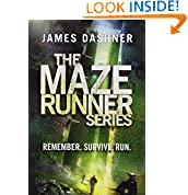 James Dashner (Author)   95 days in the top 100  (354)  Buy new:  $39.96  $23.98  65 used & new from $15.75