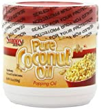 Snappy Popcorn Supplies, Colored Coconut Oil, 1 Pound