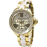 Michael Kors Watches Wren Chronograph Stainless Steel Watch