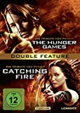 DVD & Blu-ray - Die Tribute von Panem - The Hunger Games / Die Tribute von Panem - Catching Fire [2 DVDs]